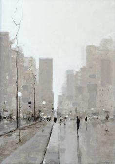 Geoffrey Johnson, City Study B