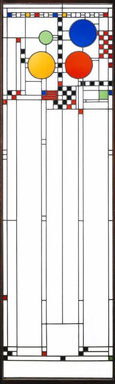 Frank Lloyd Wright, 1912...