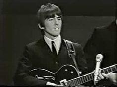 "The Beatles performing ""Kansas City"", 1964"