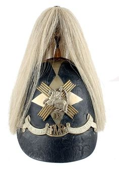 The Fife and Forfar Yeomanry Helmet, 1870's-1890's