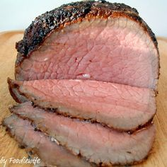 Slow Roasted Beef (Cook's Illustrated)