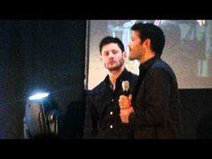 Misha and Jensens opinions abt Misha as Dean