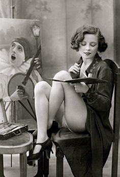 roaring twenties / #1920s #flapper