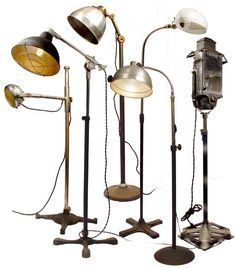 Industrial Lamps to