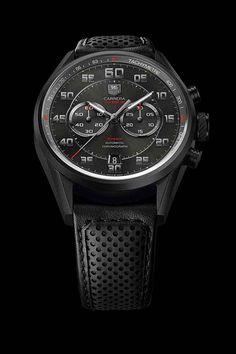 Tag-Heuer Carrera CAL 36 Chronograph watch