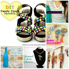 Crafty Candy: 6 Cool Projects to Make This Week!