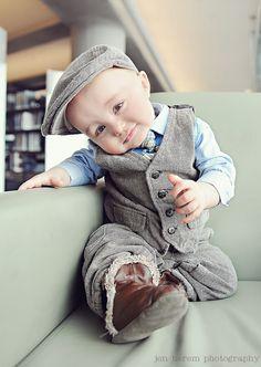 """.Little man cute"""
