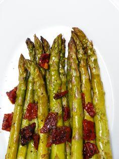 Easy & Healthy Recipes: Roasted Asparagus