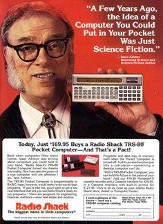 retro Radio Shack add