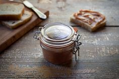 Roasted Apple Butter -You don't even have to peel or core the apples!