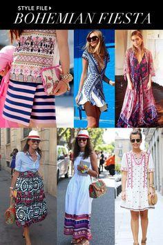 Style File: Bohemian Fiesta