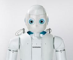 4.6 feet: the height of the Samsung Roboray, an agile, bipedal robot that can 3-D-map its surroundings in real time, and thus navigate an environment without GPS
