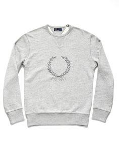 FRED PERRY - Vintage Branded Sweatshirt