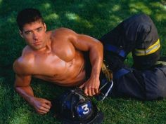 sexy Firefighter | ... sexy is about more than physical appeal . So the sexy fireman is more