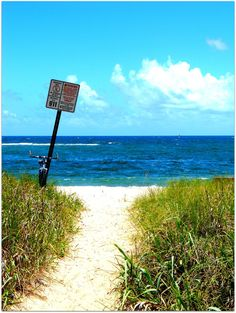 Pompano Beach, Florida. <3  Florida if only you could understand how much i miss you right now....