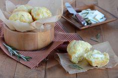 White Cheddar Muffins