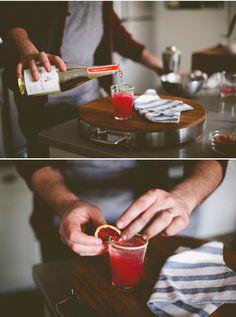 "Blood Orange 75 #cocktails www.LiquorList.com ""The Marketplace for Adults with Taste!"" @LiquorListcom  #LiquorList"