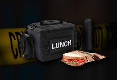 Tactical Lunchbox - Take My Paycheck - Shut up and take my money! | The coolest gadgets, electronics, geeky stuff, and more!