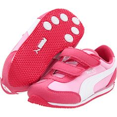 $40 Puma Kids Whirlwind V  (shoes for addie)