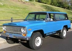 '77 Jeep Cherokee Chief. Great in blue. Ive wanted one of these since I can remember