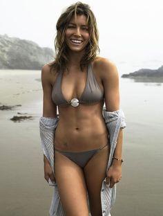 Jessica Biel, perfect shape