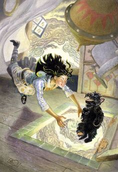 """""""Then a Strange Thing Happened"""" ~ A Steampunk Wizard of Oz by Brian Bowes"""
