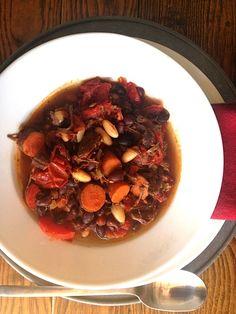 chuck roast, roast chili