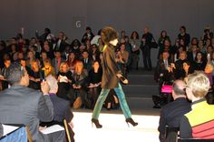 Joanna Mastroianni F/W 2012 Fashion Show Review