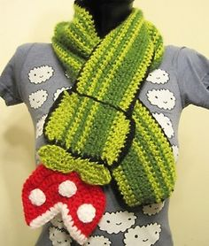 Nerdy Knits OR Things I'm Not Allowed To Make My Boyfriend Wear.