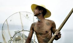The Fisherman - Inle, Mandalay
