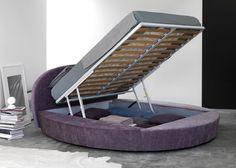 round beds on pinterest. Black Bedroom Furniture Sets. Home Design Ideas