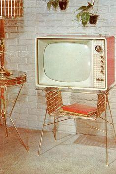 "Sparton ""Nomad"" Television (Model 17J1K), circa 1960"
