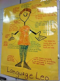 Meet Language Leo. Pinned by SOS Inc. Resources. Follow all our boards at http://pinterest.com/sostherapy for therapy resources.