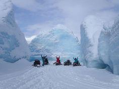 Anchorage Alaska Snowmobiling