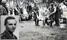 The man who stumbled on HELL: His place in history has never been revealed. But a published memoir by an SAS officer recounts how he uncovered the horrors of Belsen. Lieutenant John Randall thought iron gates led to a grand country house. Then he saw figures, dressed in rags, shuffling from a hut. Trying not to retch at the smell, Randall addressed the prisoners. Afterwards he noticed the emaciated corpses locked in hideous embraces. The camp contained 50,000 prisoners, most of all near death.