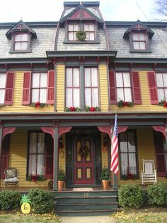 Victorian Houses Exteriors On Pinterest Victorian House Victorian And Painted Ladies