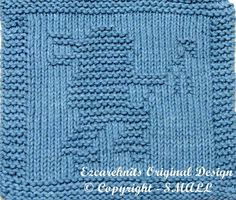 Knitting Cloth Pattern  LITTLE INDIAN  Instant by ezcareknits, $2.85