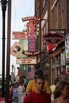 I Love Nashville!!!