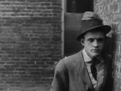 Elmer Booth, silent film actor, brother of film editor Margaret Booth, starred in first gangster film :The Musketeers of Pig Alley   1882-1915