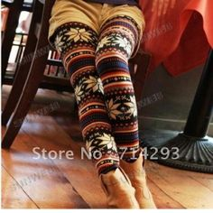 I really want to get some sweater leggings this winter!