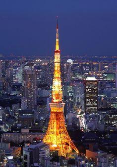 Tokyo, Japan (Tokyo Tower)
