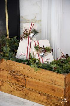 gift bags, gift wrap, season, diy gifts, wood box, christmas gifts