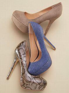 The Snake-print Supermodel Pump - Colin Stuart® - Victoria's Secret