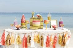 Party Inspirations: All That Glitters Dessert Table