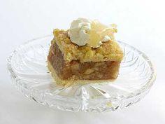 szarlotka (Polish Apple Cake)