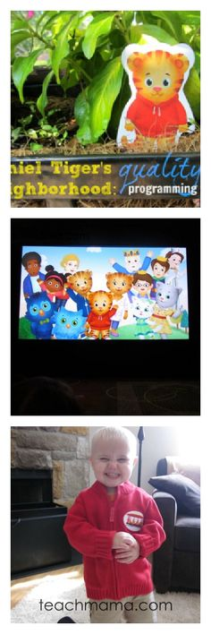 daniel tiger's neighborhood: quality programming for children from PBS Kids #weteach [& PBS Kids giveaway!]