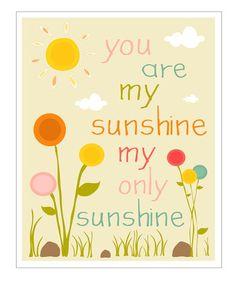 song, giclé print, gardens, nurseri, sunshin, babi, prints, flowers garden, kid