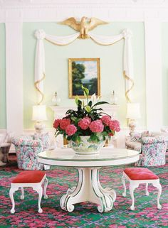 The Greenbrier by Cooper Carras | Ring the Bellboy Inspiration
