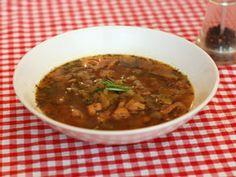 The GI Diet - Low GI Soup - Pork, Apple and Sage Soup