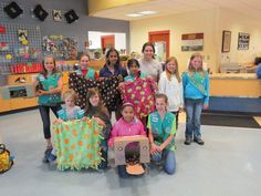 Junior Girl Scouts' help homeless animals, earn Bronze Award